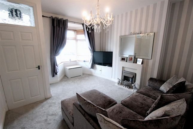 Thumbnail Terraced house for sale in Vine Street, Darlington