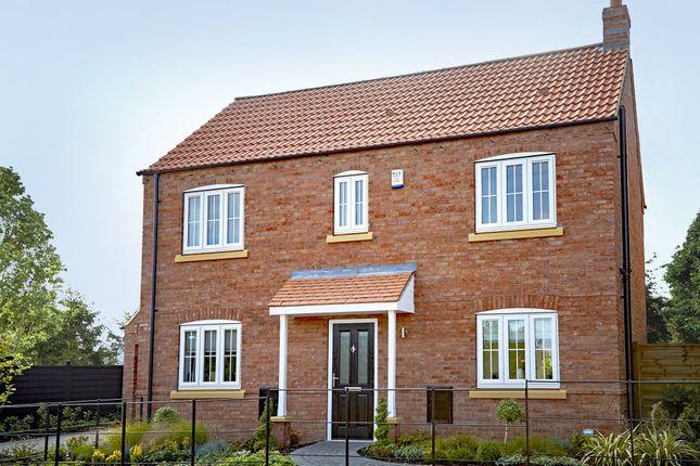 3 bedroom detached house for sale in Off Beverley Road, Kirk Ella