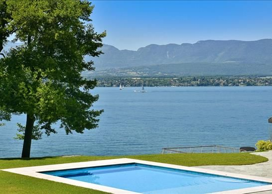 Thumbnail Property for sale in Anières, Switzerland