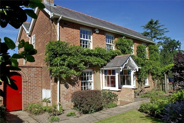 Thumbnail Cottage for sale in Southfield Lane, Burley, Ringwood