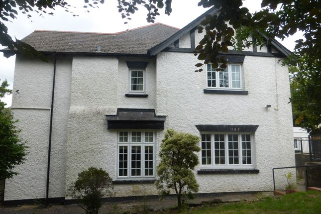 Thumbnail Detached house for sale in Vicarage Road, Penygraig, Tonypandy