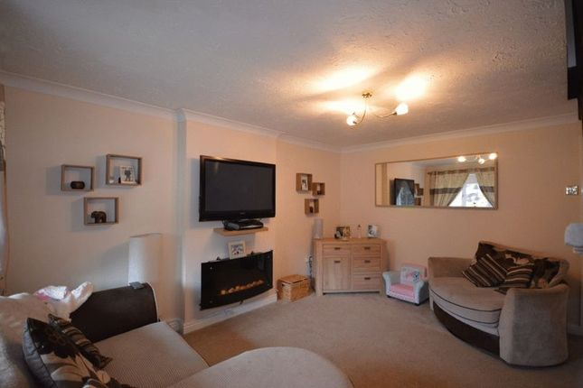 Thumbnail Terraced house to rent in Wern Fach Court, Henllys, Cwmbran