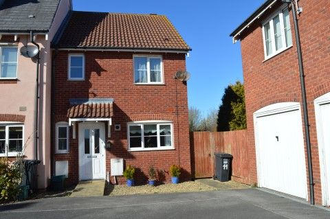 Thumbnail End terrace house for sale in Meadow Place, St Georges, Weston-Super-Mare
