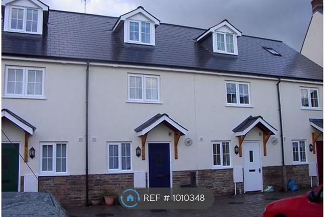 3 bed terraced house to rent in Phillips Cottages, North Tawton EX20