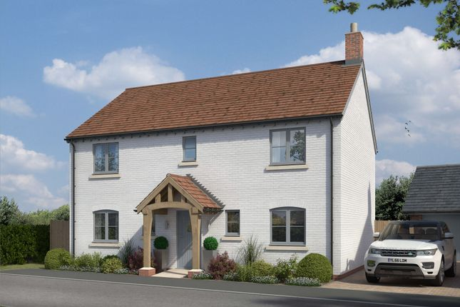 Thumbnail Detached house for sale in Oaklands Holt, Gadbridge Road, Weobley, Herefordshire