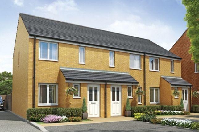 Thumbnail Semi-detached house to rent in 16 Skye Grove, Duffryn, Newport, Newport.