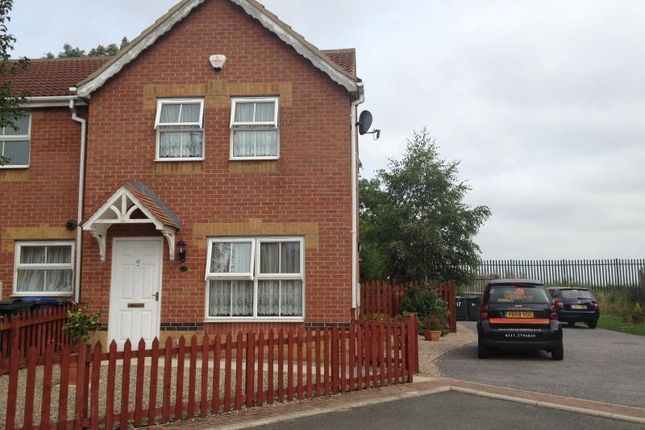 Thumbnail Semi-detached house to rent in Gatenby Close, Buttershaw, Bradford