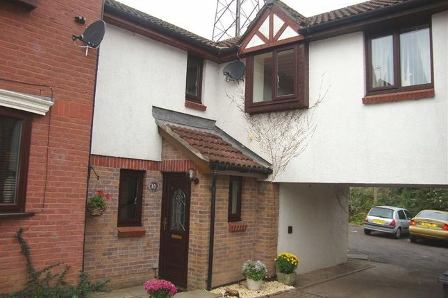 Thumbnail Terraced house to rent in Holgate Close, Llandaff, Cardiff