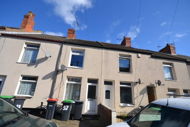 Thumbnail Terraced house to rent in New Street, Huthwaite, Sutton-In-Ashfield