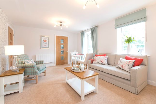 Living Room of Tumbling Weir Way, Ottery St. Mary EX11