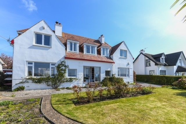 Thumbnail Detached house for sale in Kidston Drive, Helensburgh