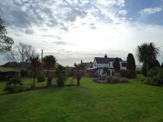 Thumbnail Detached house for sale in Adgestone, Sandown, Isle Of Wight