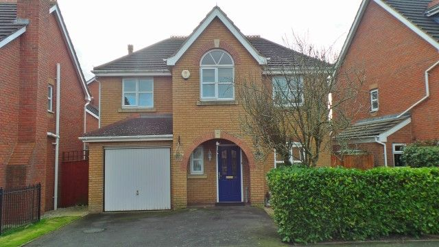 Thumbnail Detached house for sale in Kingston Road, Sutton Coldfield, West Midlands