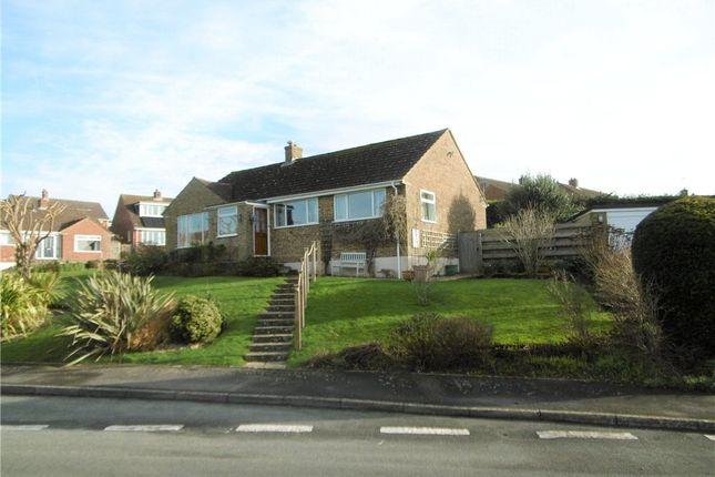 Thumbnail Detached bungalow to rent in Jessopp Avenue, Bridport, Dorset
