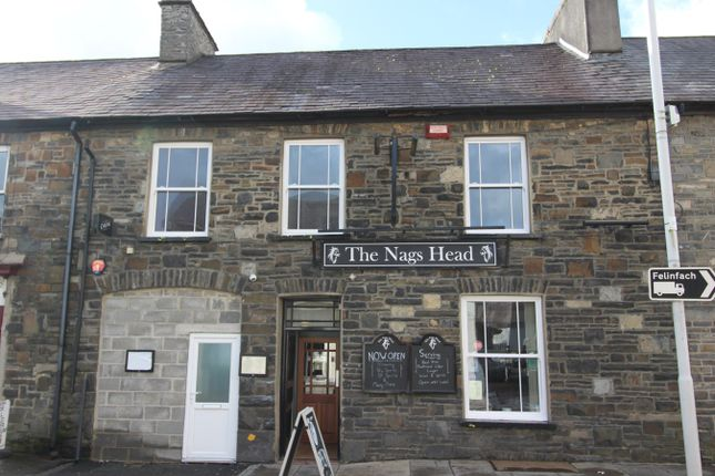 Thumbnail Commercial property for sale in Bridge Street, Lampeter