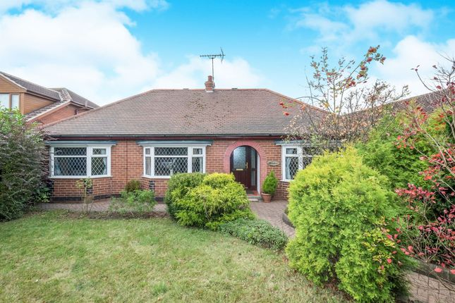 Thumbnail Detached bungalow for sale in Blyth Road, Oldcotes, Worksop