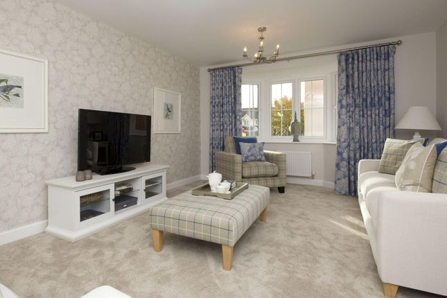 """Thumbnail End terrace house for sale in """"Chesham"""" at Station Road, Longstanton, Cambridge"""