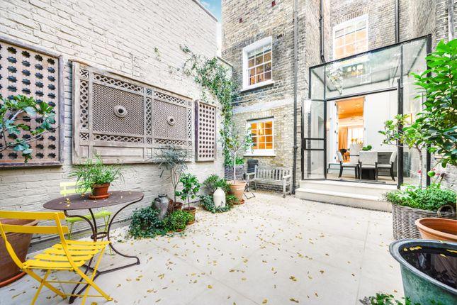 Thumbnail Semi-detached house to rent in Neville Street, South Kensington, London