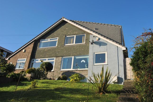 Thumbnail Semi-detached house for sale in Wells Road, Whitchurch, Bristol