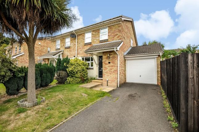 Thumbnail Semi-detached house to rent in Hombrook Drive, Bracknell