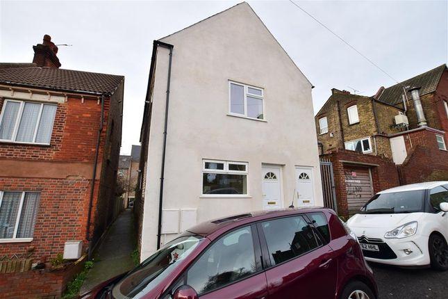Thumbnail Maisonette for sale in Ross Street, Rochester, Kent