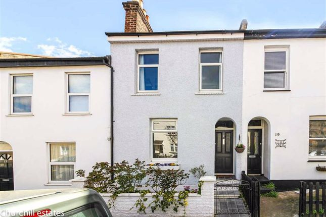 2 bed terraced house for sale in Cowley Road, Wanstead, London E11