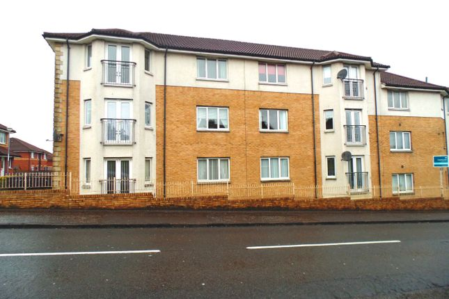 Thumbnail Flat for sale in Invergordon Place, Airdrie