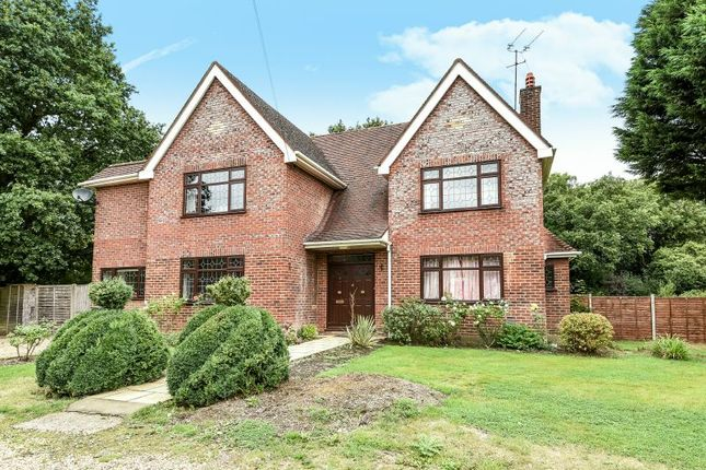 4 bed detached house for sale in Ebury Close, Northwood