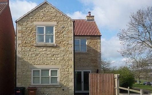 Thumbnail Detached house to rent in The Stackyard, Croxton Kerrial, Grantham, Lincs