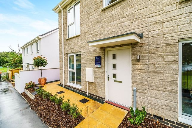 Thumbnail Semi-detached house for sale in Southern Gate Wordsworth Crescent, Plymouth