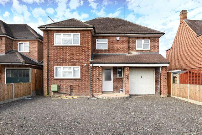 Thumbnail Detached house to rent in Eastheath Avenue, Wokingham, Berkshire