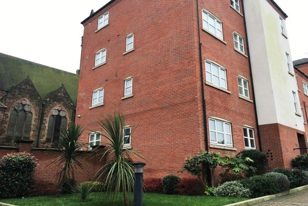 Thumbnail Flat to rent in 105 Parliament Street, Derby