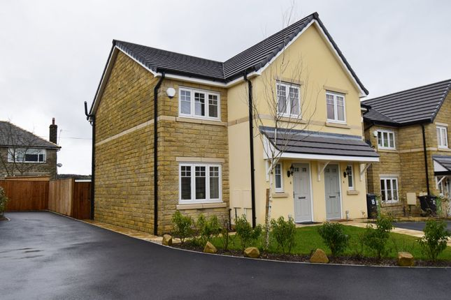 Thumbnail Semi-detached house for sale in Mulberry Drive, Golcar, Huddersfield