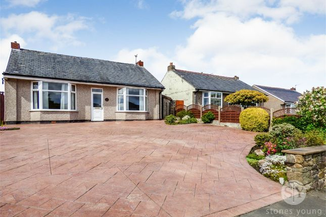 Thumbnail Detached bungalow for sale in Yew Tree Drive, Blackburn, Lancashire