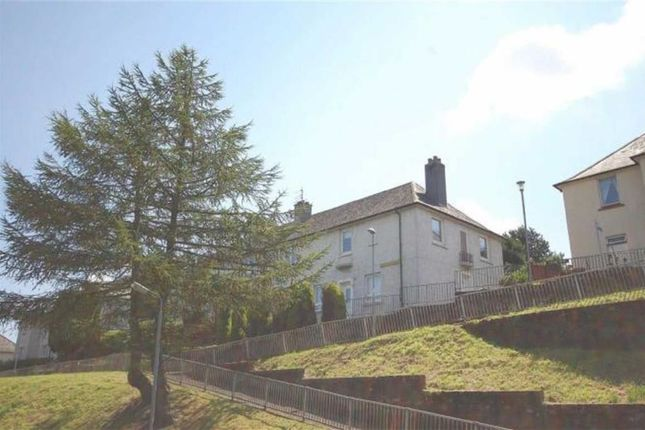 Thumbnail Flat for sale in Duntocher Road, Clydebank