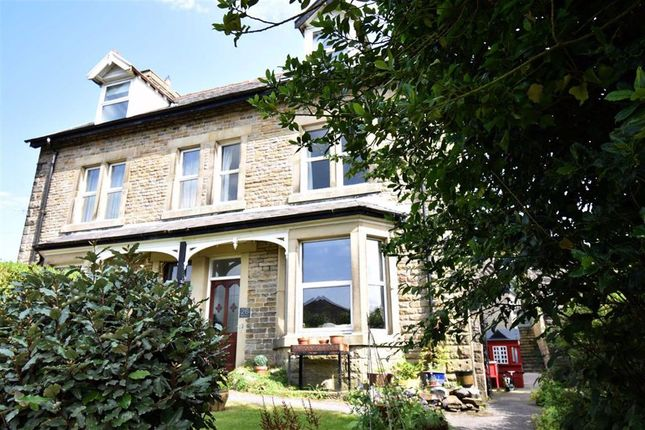 Thumbnail Semi-detached house for sale in Brown Edge Road, Buxton, Derbyshire