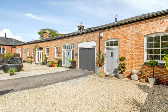 Thumbnail Detached house for sale in The Stableyard, Hallaton, Market Harborough, Leicestershire