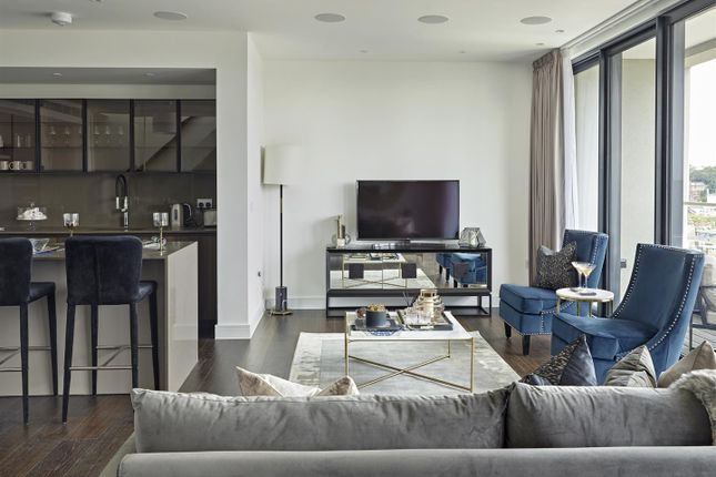 Thumbnail Flat for sale in Finchley Road, Swiss Cottage, London