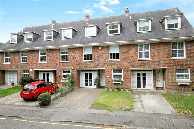 Thumbnail Terraced house for sale in Theydon Grove, Epping, Essex