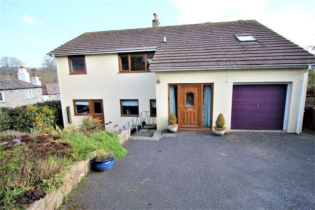 Thumbnail Detached house for sale in Village Road, Marldon, Paignton