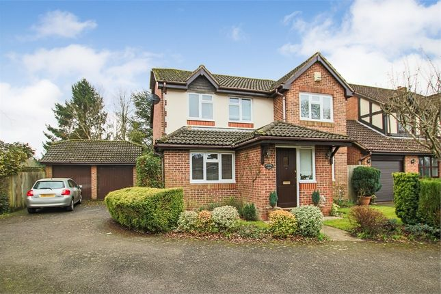 Thumbnail Detached house for sale in Dexter Drive, East Grinstead, West Sussex