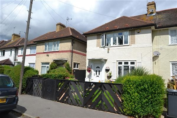 Thumbnail Semi-detached house for sale in Ruskin Avenue, Feltham