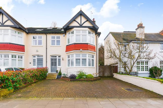 Thumbnail Property to rent in Priory Gardens, Highgate