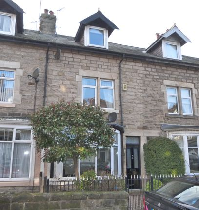 Thumbnail Town house to rent in Grange Avenue, Harrogate