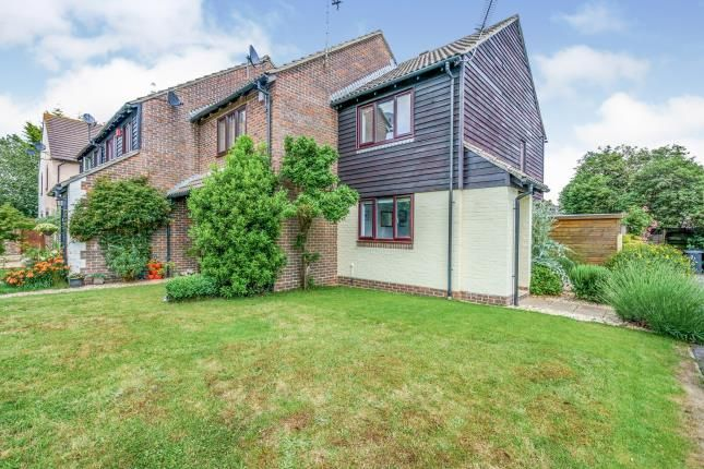 1 bed semi-detached house for sale in Whitebeam Way, Tangmere, Chichester, West Sussex PO20