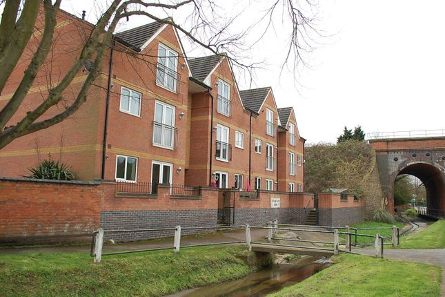 Thumbnail Flat for sale in Brook Street, Sileby, Loughborough