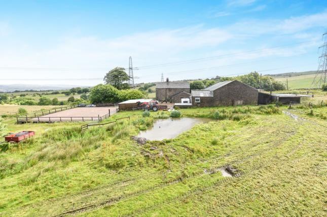 Thumbnail Detached house for sale in Rossendale Avenue, Burnley, Lancashire, Lower Micklehurst Farm