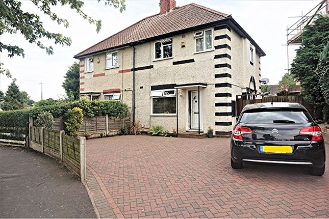 Thumbnail Semi-detached house for sale in Shakespeare Road, Smethwick