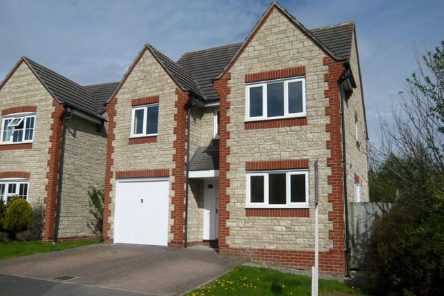 Thumbnail Detached house to rent in Rawdon Way, Faringdon