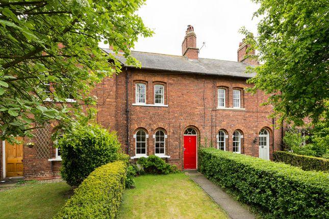 Thumbnail Terraced house for sale in Moor Lane, Newton On Ouse, York
